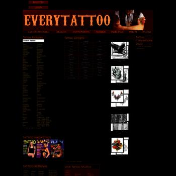 Everytattoo.com thumbnail