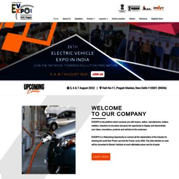 Evexpo.in thumbnail