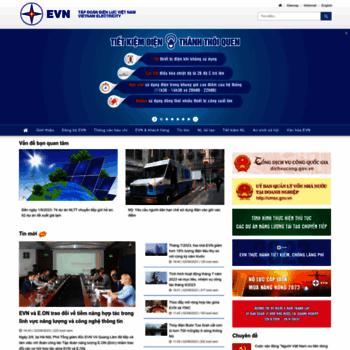 Evn.com.vn thumbnail
