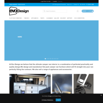 Van Conversion Design Software