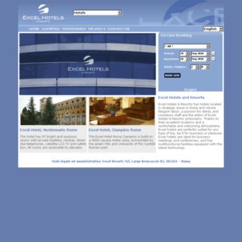 Excel-hotels.it thumbnail