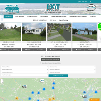 Exitadvantageca At WI Fredericton Real Estate