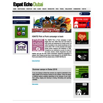 Expatechodubai.com thumbnail