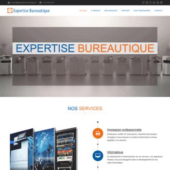 Expertise-bureautique.fr thumbnail