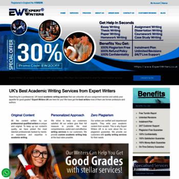 Expertwriters.co.uk thumbnail