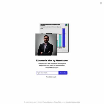 Exponentialview.co thumbnail