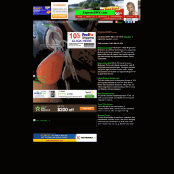 Expressdmv.com thumbnail