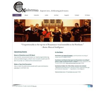 Exsultemus.org thumbnail