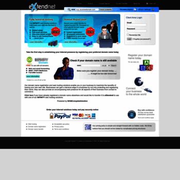 Extendnet.co.uk thumbnail