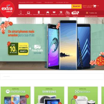 Extra.com.br thumbnail