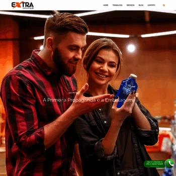 Extracom.com.br thumbnail