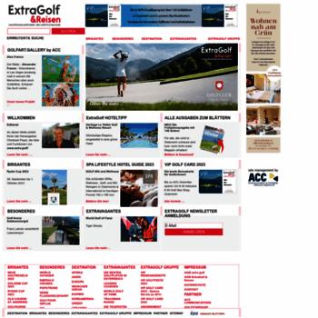 Extragolf.at thumbnail