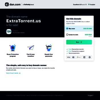 Extratorrent.us thumbnail