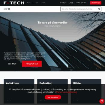 F-tech.no thumbnail