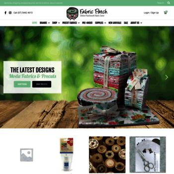 Fabricpatch.com.au thumbnail