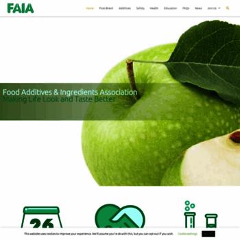 Faia.org.uk thumbnail