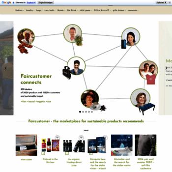 Faircustomer.ch thumbnail