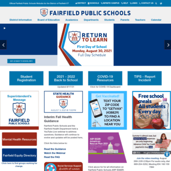 Fairfieldschools.org thumbnail