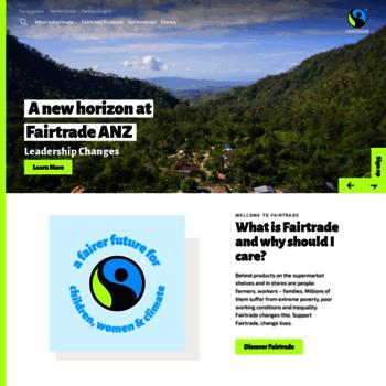 Fairtrade.com.au thumbnail