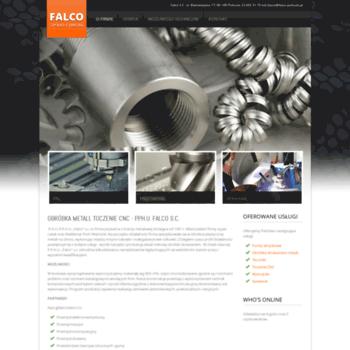 Falco-pultusk.pl thumbnail