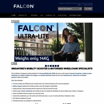 Falconmobility.com.sg thumbnail