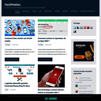 Fan2mobiles.org thumbnail