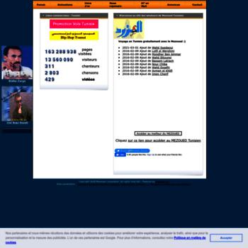 TÉLÉCHARGER MEZWED TUNISIEN 2011 MP3