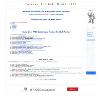 Fantasyfootballdraft.com thumbnail