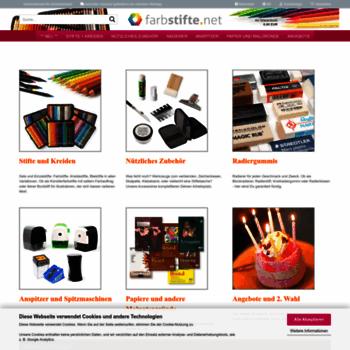 Farbstifte.net thumbnail