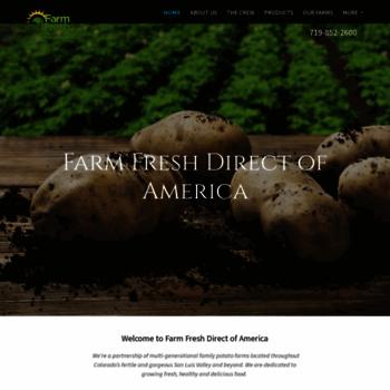 Farmfreshdirect.net thumbnail