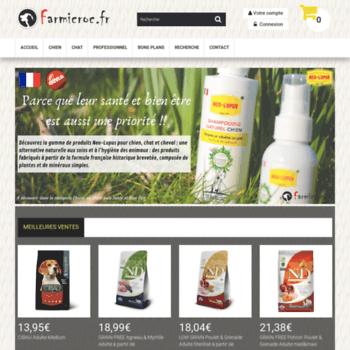 Farmicroc.fr thumbnail