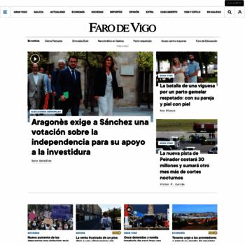 Farodevigo.es thumbnail
