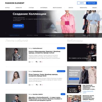 Fashionelement.ru thumbnail