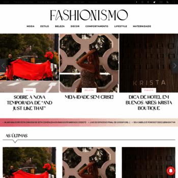 Fashionismo.com.br thumbnail
