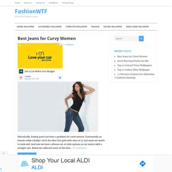 Fashionwtf.com thumbnail