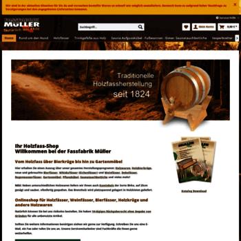Fassfabrik-mueller.de thumbnail