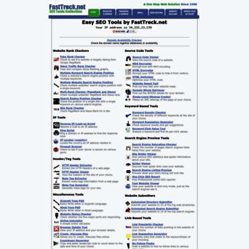 Fasttreck.net thumbnail