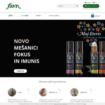 Favn.si thumbnail