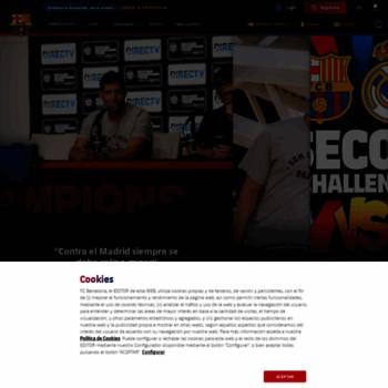 7b562bfd5 fcbarcelona.es at WI. FC Barcelona Web Oficial - Barça