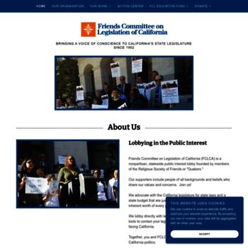 Fclca.org thumbnail