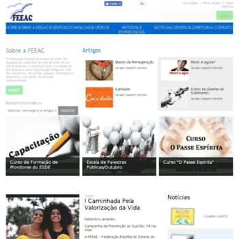 Feeac.org.br thumbnail