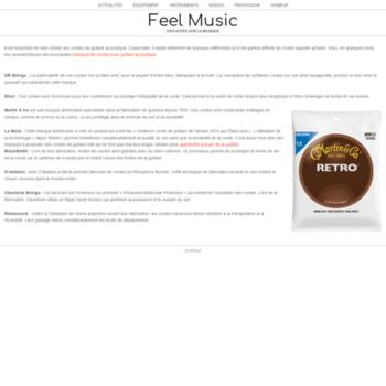 Feelmusic.fr thumbnail
