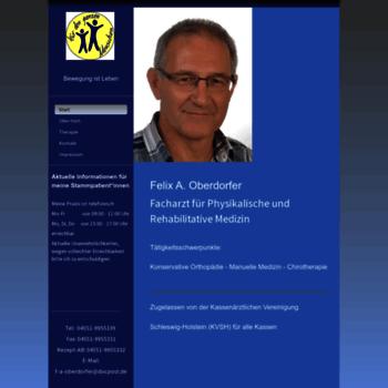 Felix-a-oberdorfer.de thumbnail