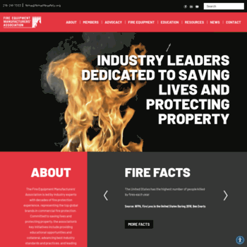 femalifesafety org at WI  Fire Equipment Manufacturers
