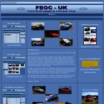 Feoc-uk.com thumbnail