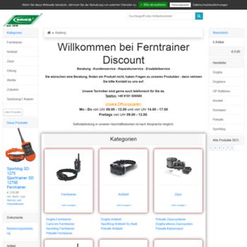 Ferntrainer-discount.de thumbnail