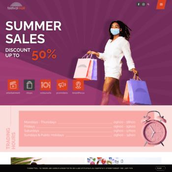 Festivalmall.co.za thumbnail