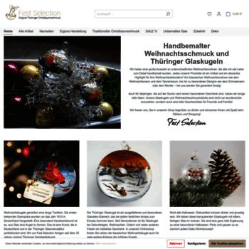 Lauschaer Weihnachtskugeln.Festselection Com At Wi Lauschaer Glaskugeln Christbaumschmuck