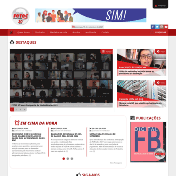Fetecsp.org.br thumbnail