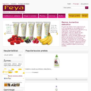Feya.lt thumbnail